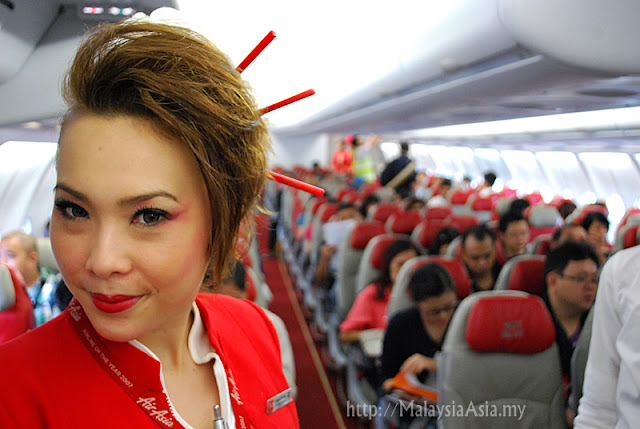 Osaka AirAsia Flight