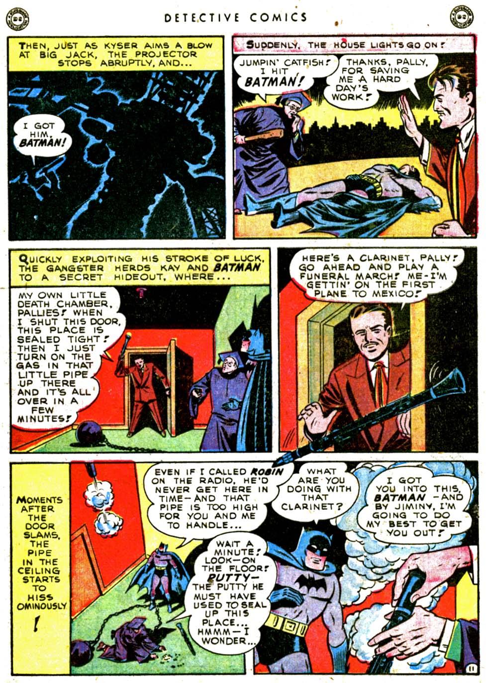 Read online Detective Comics (1937) comic -  Issue #144 - 13