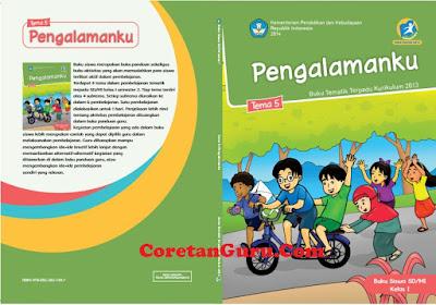 Buku Kurikulum 2013 Revisi 2017 Kelas 1 SD/MI Semester 2 Lengkap Buku Guru dan Buku Siswa