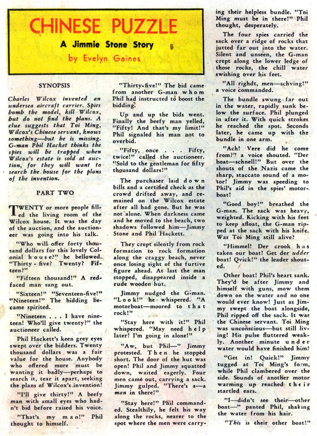Read online All-American Comics (1939) comic -  Issue #55 - 38