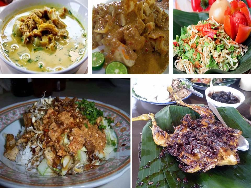 Aneka Resep Makanan Khas Jawa Barat Paling Enak