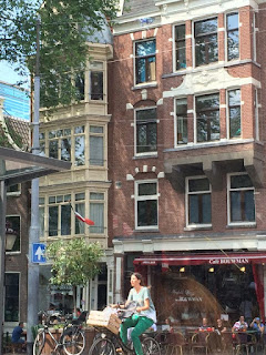 Le case rosse di Eindhoven