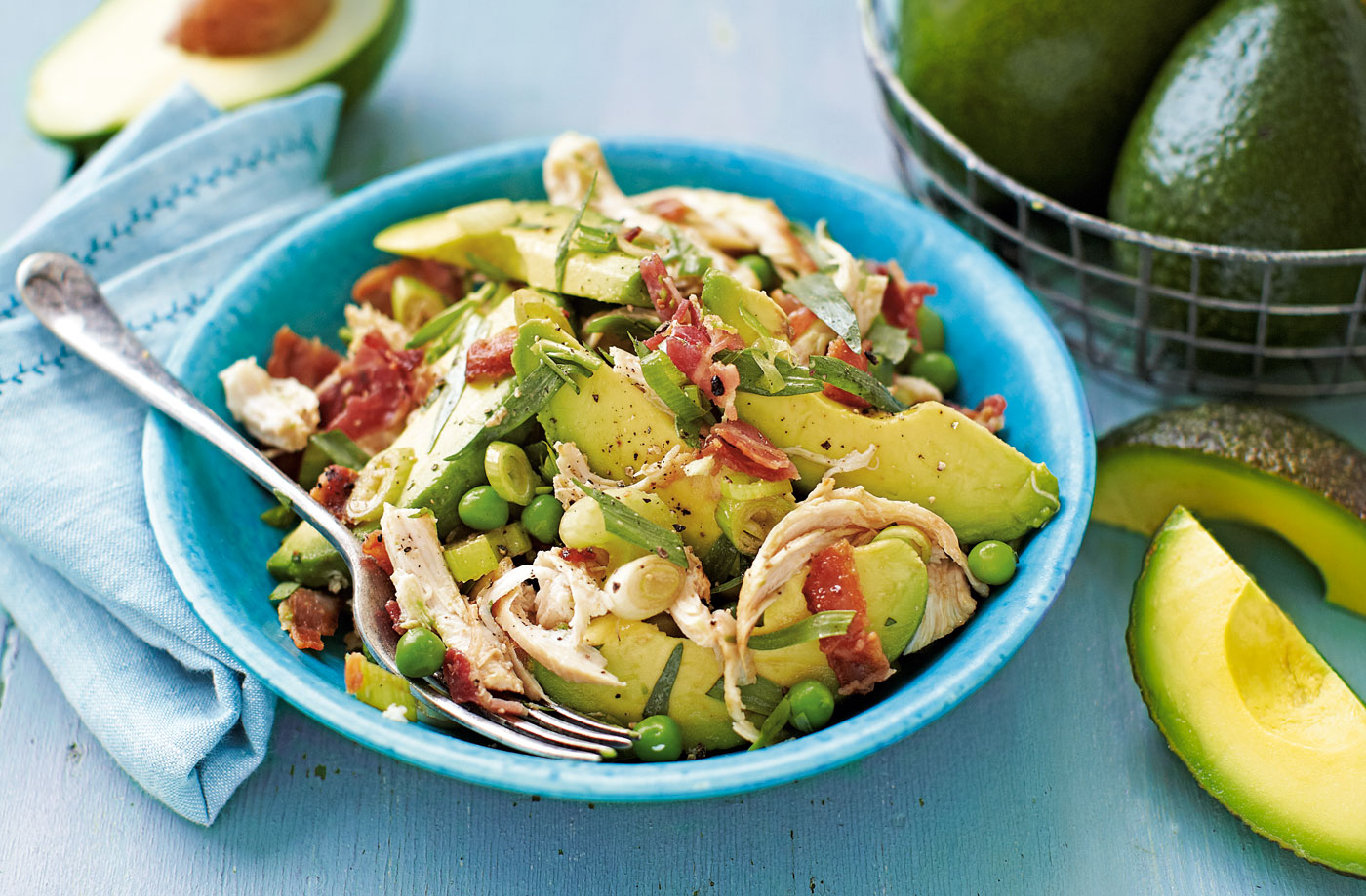 Salad Recipe Suggestions Chickenandavocadosalad