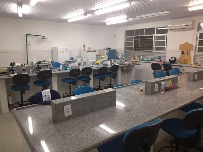 Capim Grosso: CETEP Bacia do Jacuípe III recebe novos laboratórios