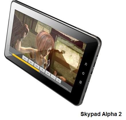 SKYTEX Skypad Alpha 2 SX-SP715A