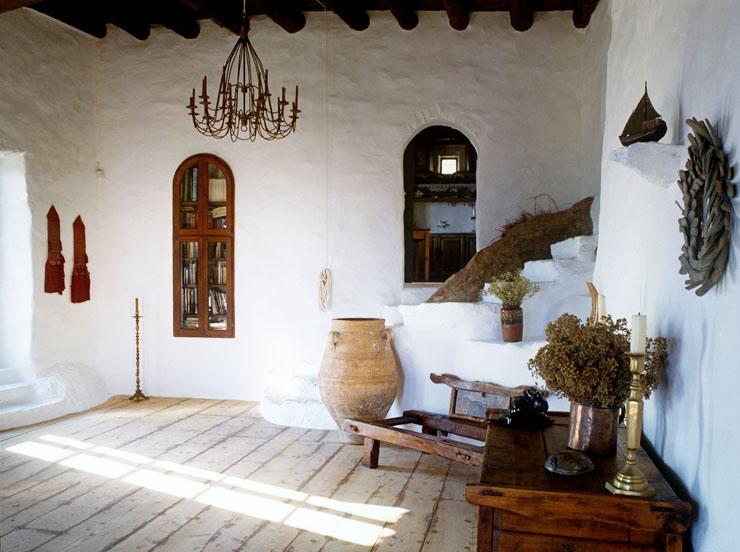 Une Maison Grecque Avec Vue Imprenable Sur La M Diterran E Blog D Co Mydecolab
