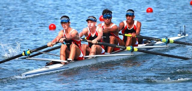 Su Sporları Dendiği Zaman Akla İlk Gelen Spor Dalları - Kürek - Kurgu Gücü