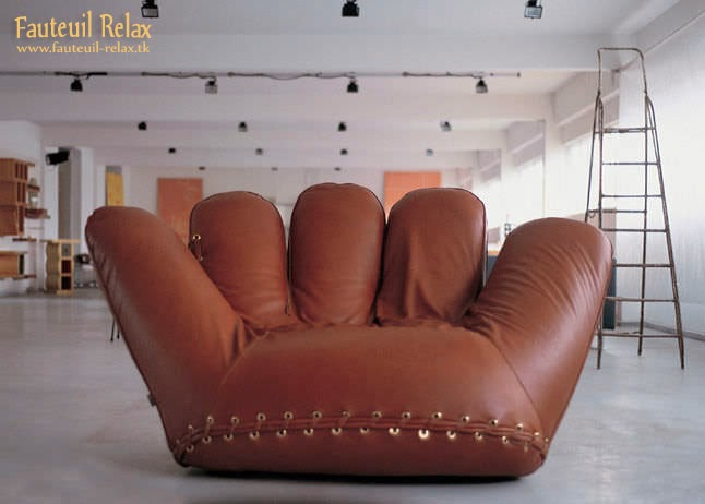 fauteuil main design fascinant fauteuil relax. Black Bedroom Furniture Sets. Home Design Ideas
