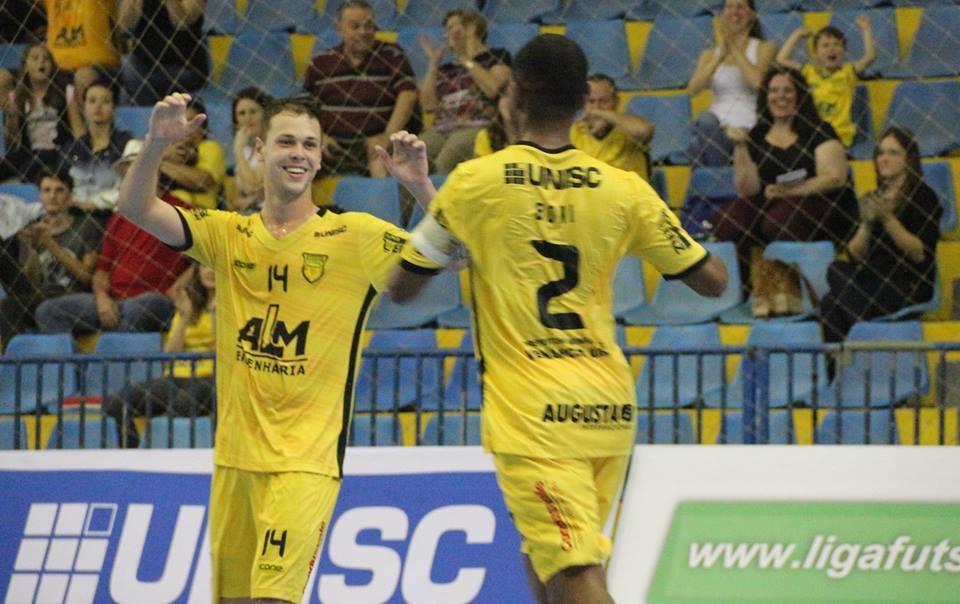 40d6b61044 Blog do Elói  Liga Nacional de Futsal  Resumo da 2ª rodada e jogos ...