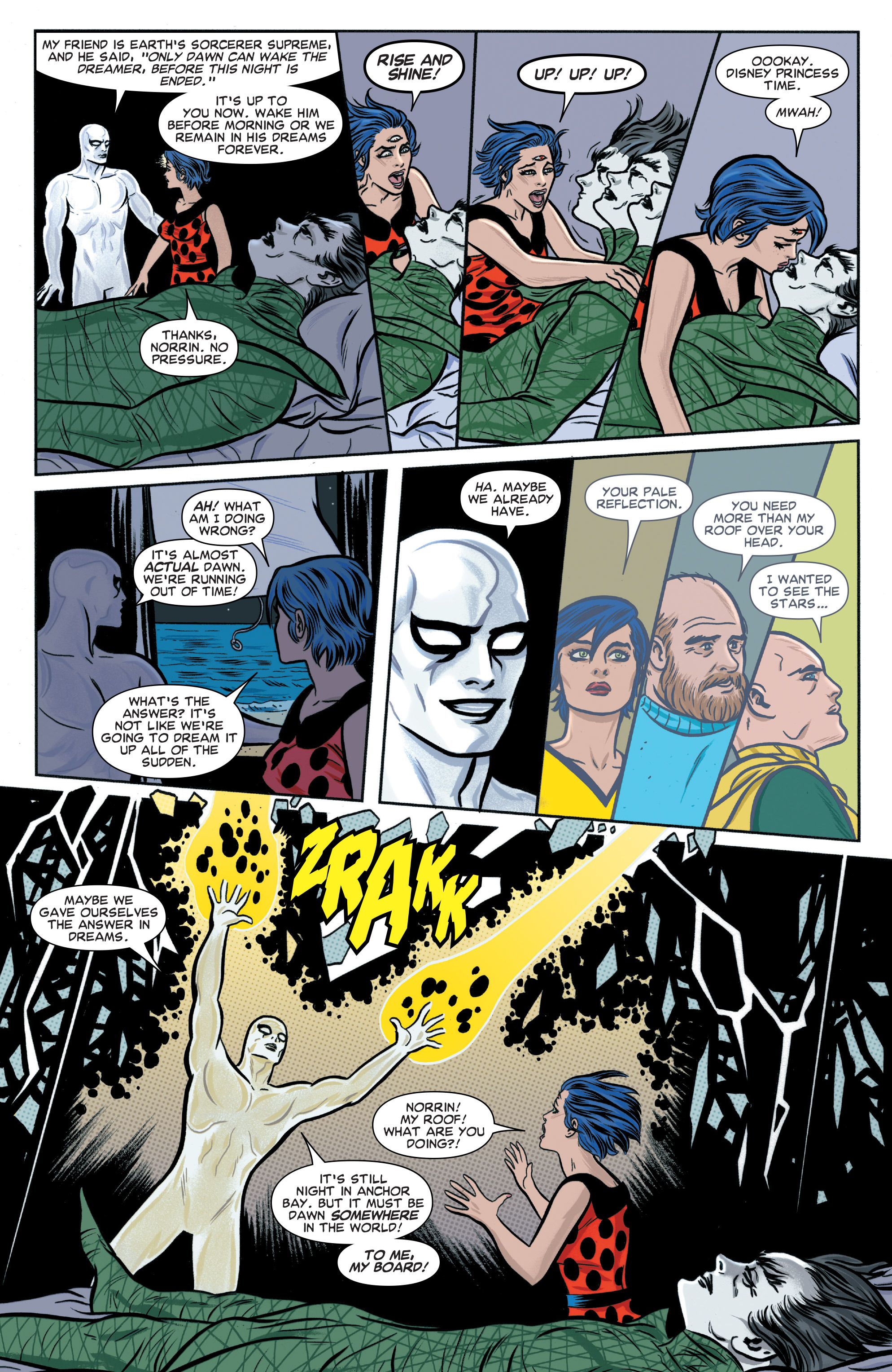 Read online Silver Surfer (2014) comic -  Issue #5 - 15