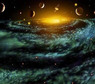 Κοσμοθεωρία, πρέπει, αιτιοκρατία, θεός, λέξεις, αστέρια, άστρο