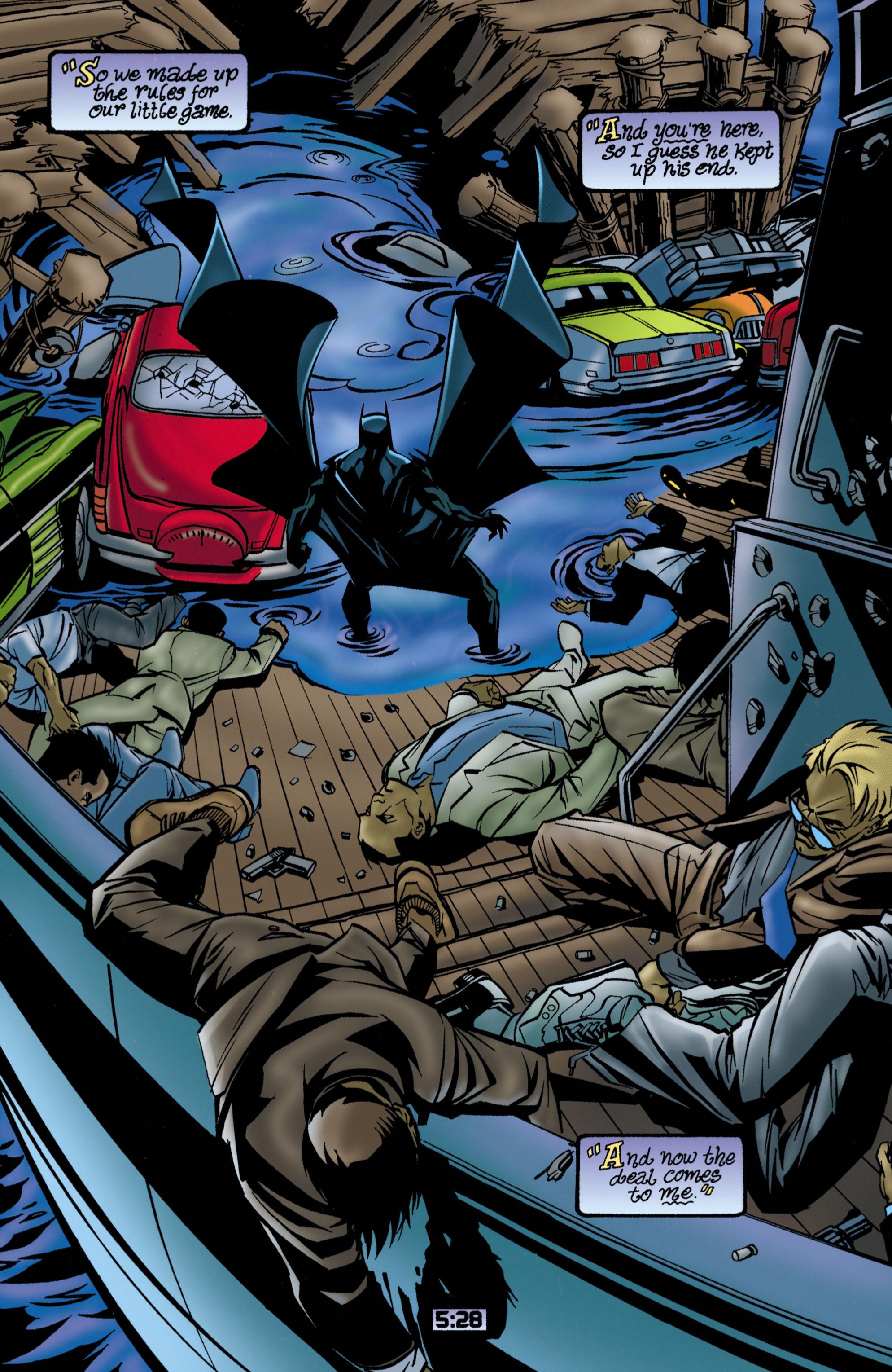 Detective Comics (1937) 726 Page 15