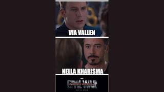 Meme Lucu buat Komen - Meme Civil War