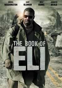 The Book of Eli 2010 Hindi English Movie Full Download BRRip 480p 300mb