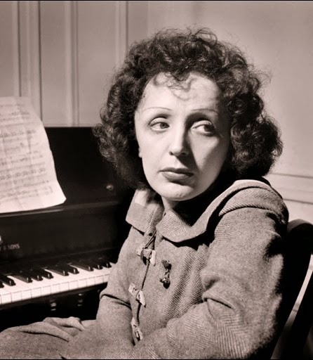 Art And Architecture Mainly Edith Piaf 50th Anniversary Of Her Death In 1963