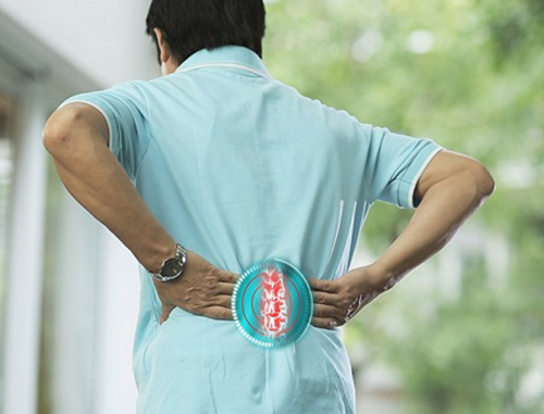 Những ảnh hưởng từ việc béo lưng