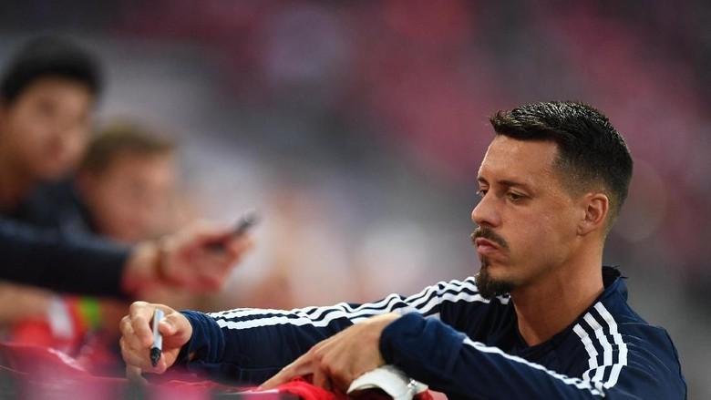 Tidak juga Diturunkan Bayern, Sandro Wagner Pindah menuju Cina