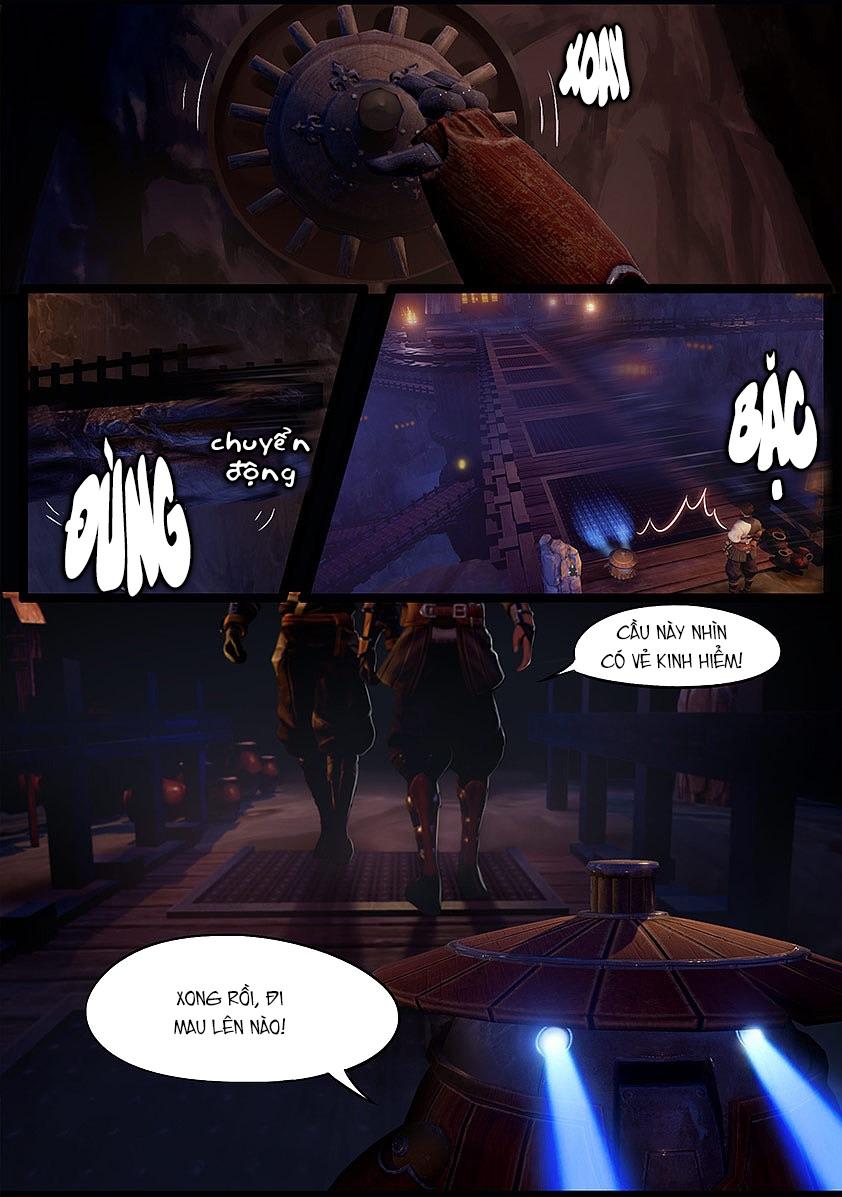 Thủ Mộ Bút Ký - Chapter 47: Cơ Quan Ty - Pic 7