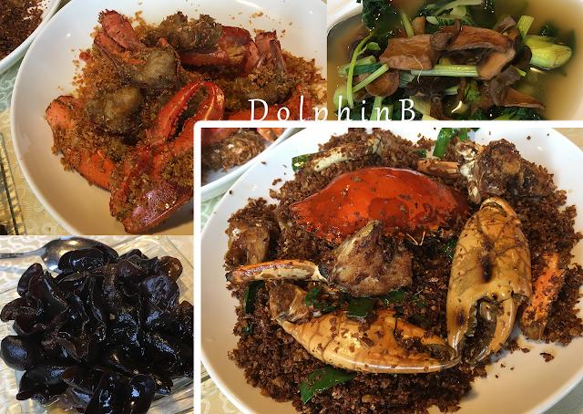 抵食海鮮:【二人宴龍蟹餐】
