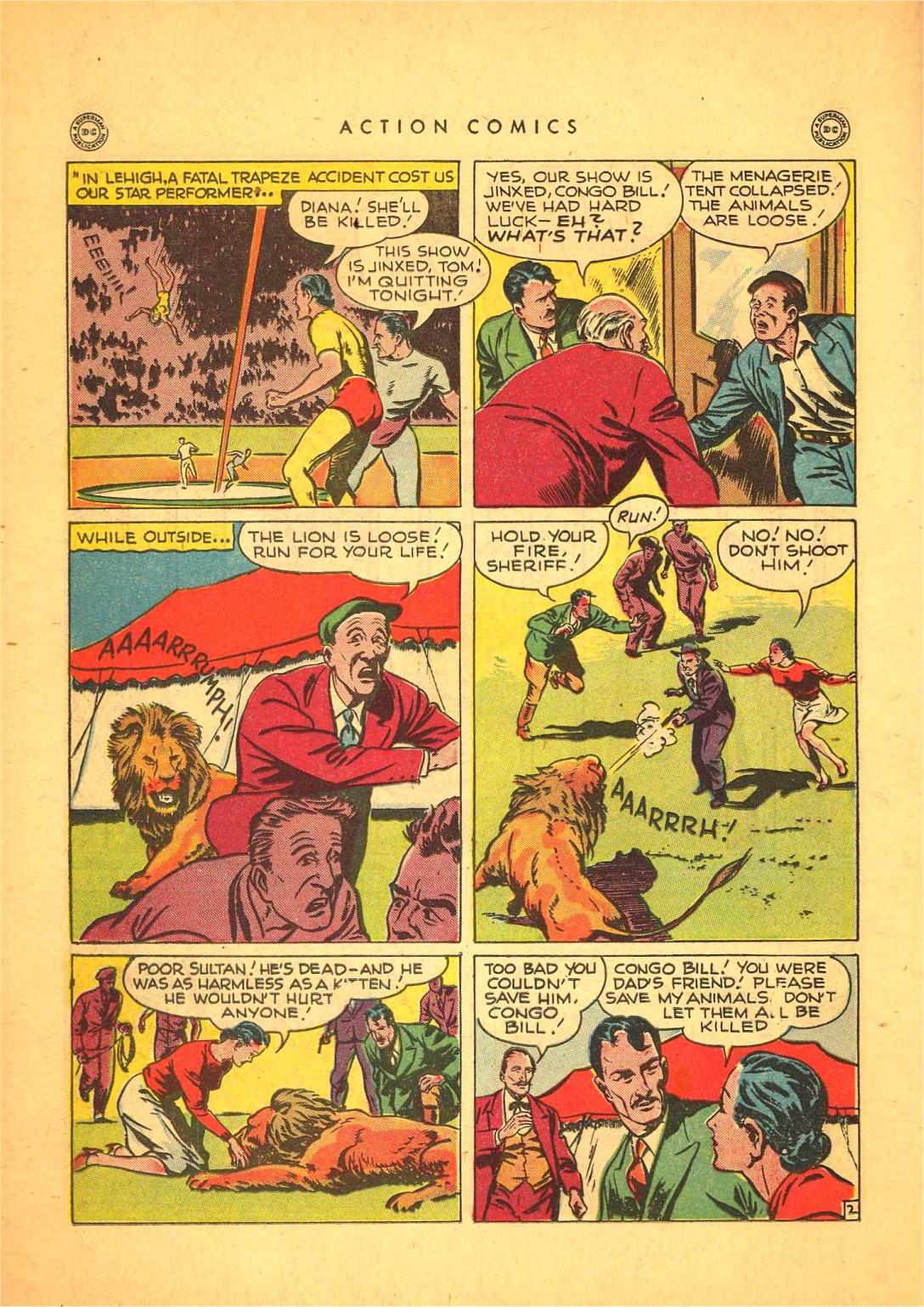 Action Comics (1938) 116 Page 16