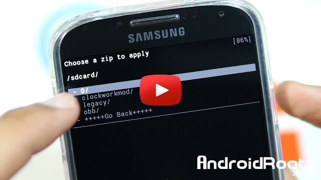 How to Install a Custom ROM on Galaxy S4! ~ AndroidRootz com