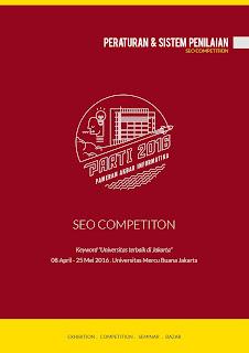 Logo Kontes SEO Mercubuana Universitas Terbaik Di Jakarta