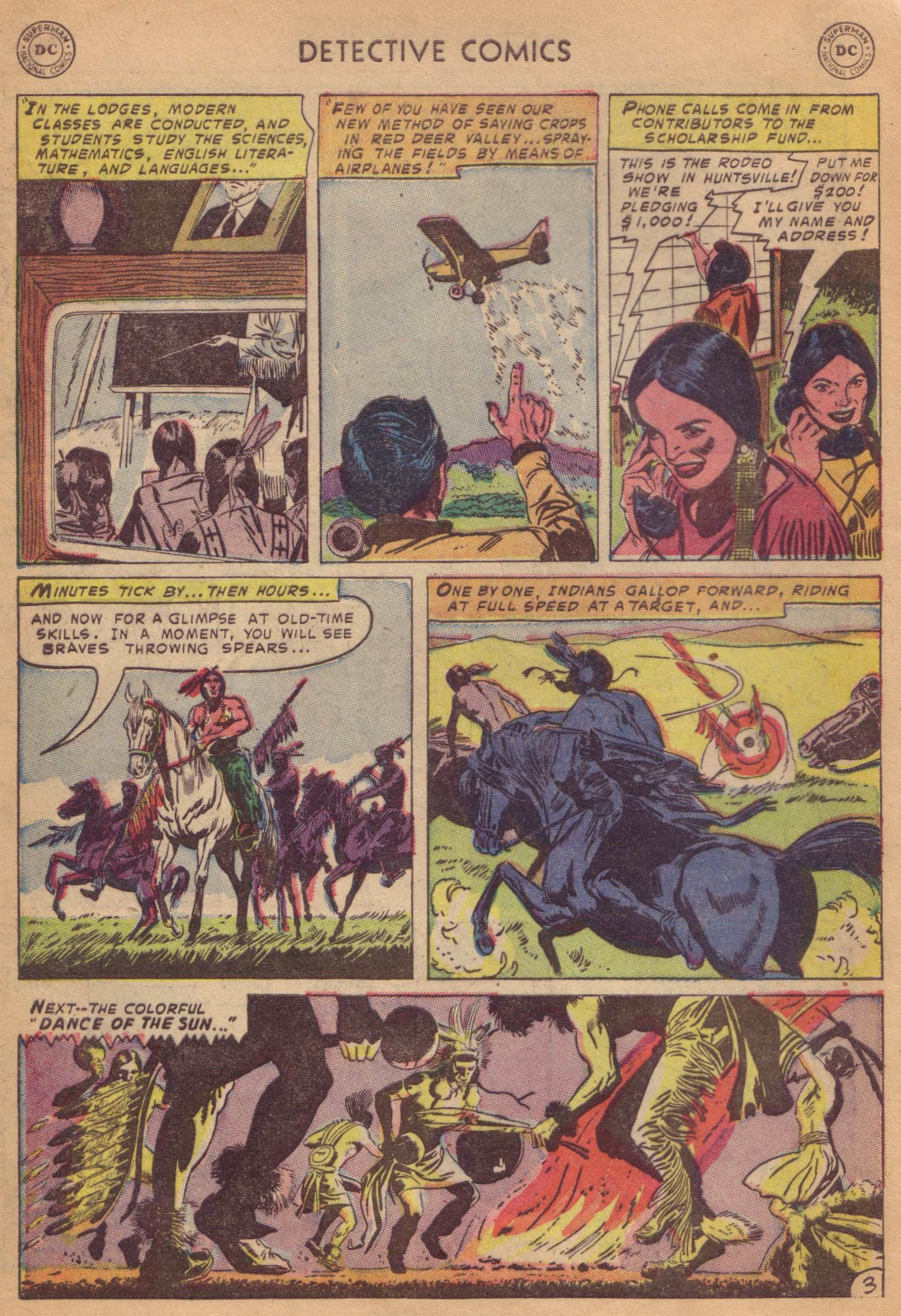 Read online Detective Comics (1937) comic -  Issue #197 - 36