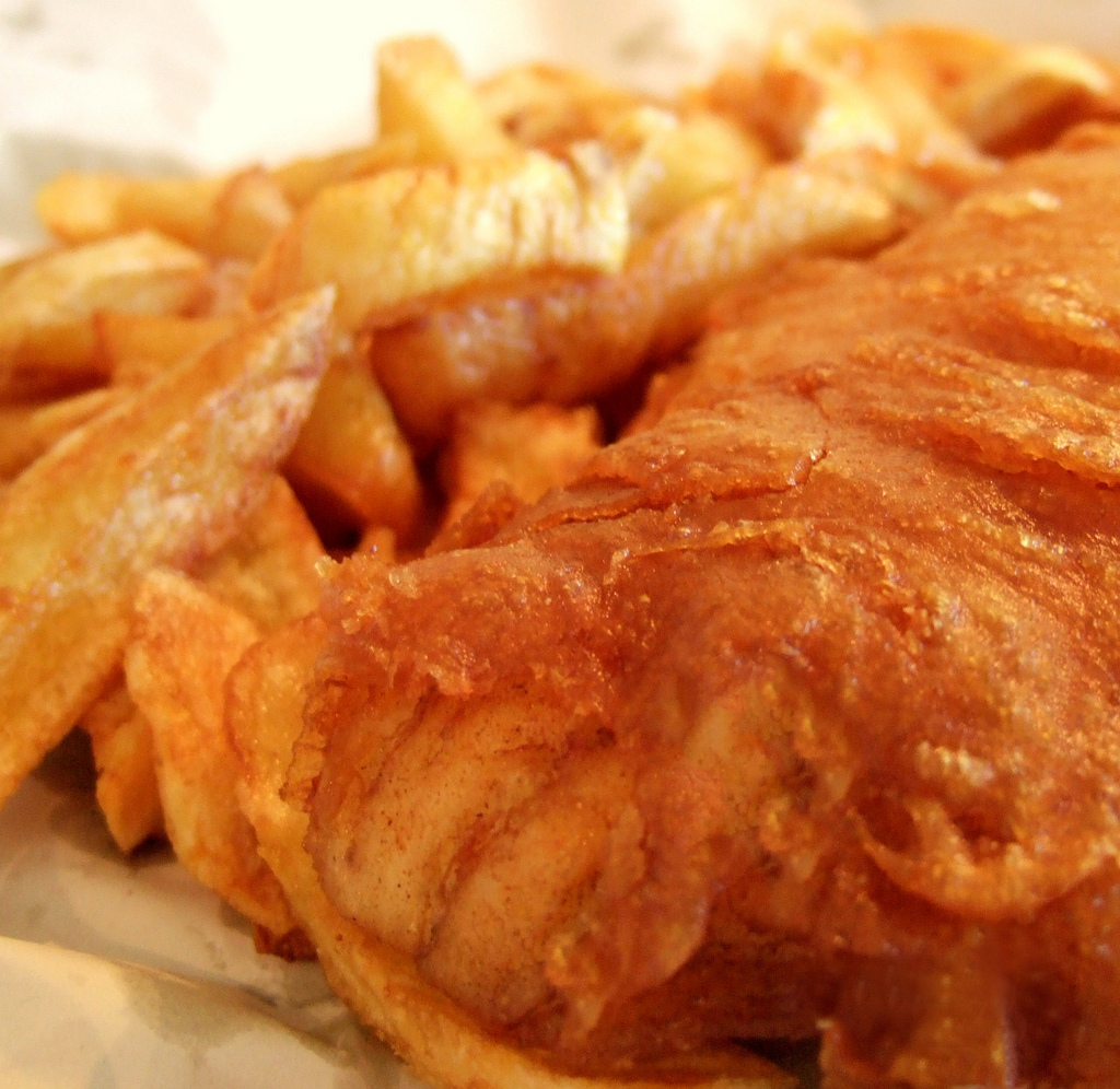Eat It Detroit: [HOT LIST] Fish fry