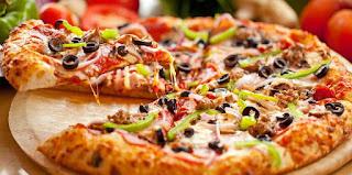 pizza besar