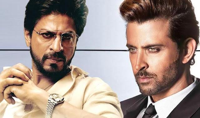Raees, Kaabil, SRK, Hrithik Roshan