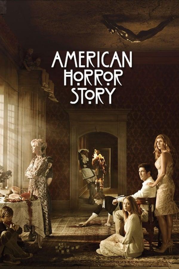 Descargar American Horror Story Latino HD Serie Completa por MEGA