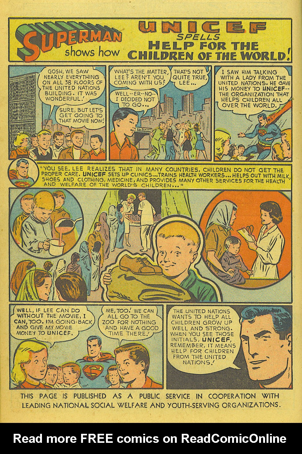 Read online Action Comics (1938) comic -  Issue #175 - 16