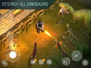 Jurassic Survival v1.0.7 Mod Apk (Unlimited Money)