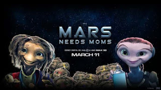 Mars needs mums movie flop