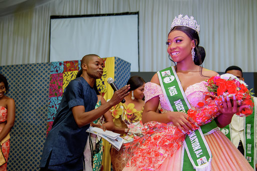 Nigeria: Most Beautiful Girl in Abuja 2017 Kelechi Obasi crowned Miss Nigeria International