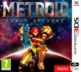 Metroid: Samus Return 3DS