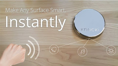 Devices To Turn Your Home Into A Smart Home - Knocki