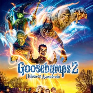 Poster do Filme Goosebumps 2 - Halloween Assombrado