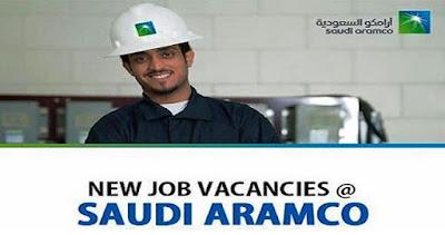 New Job Vacancies At Saudi Aramco