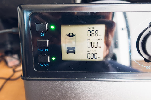 Suaoki 400Wh Mobiler Energiespeicher 08