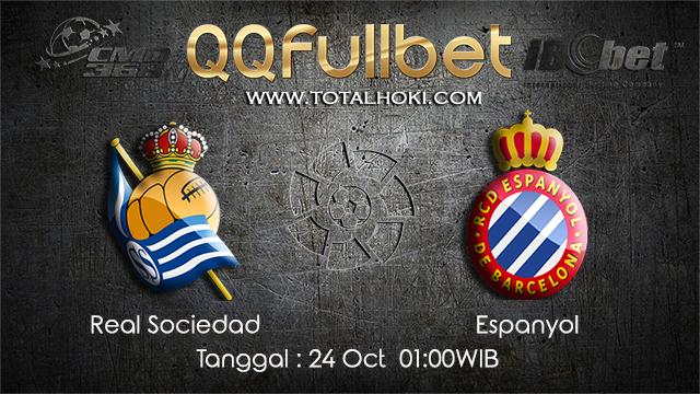 PREDIKSIBOLA - PREDIKSI TARUHAN BOLA REAL SOCIEDAD VS ESPANYOL 23 OCTOBER 2017 (SPANISH LA LIGA)