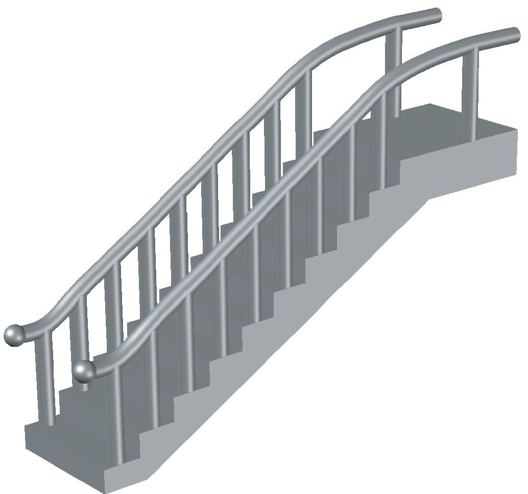 Stair Styles: House-Styler: Types Of Stair Styles