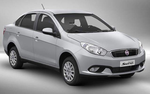Fiat convoca Uno, Novo Palio e Grand Siena para recall por defeito no airbag