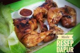 Resep Ayam Bakar Madu Sumber78