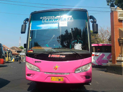 Tarif Bus Pariwisata PO. 3 Putra Surabaya