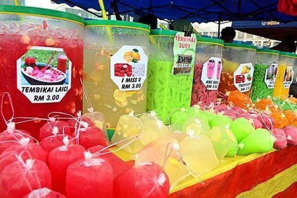 Rahsia Jual Air Balang, Brader Ni Untung RM7k Sebulan!