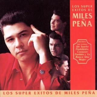 GRANDES EXITOS DE MILES PEÑA (2000)
