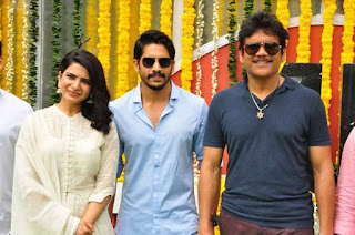 Samantha akkineni latest new