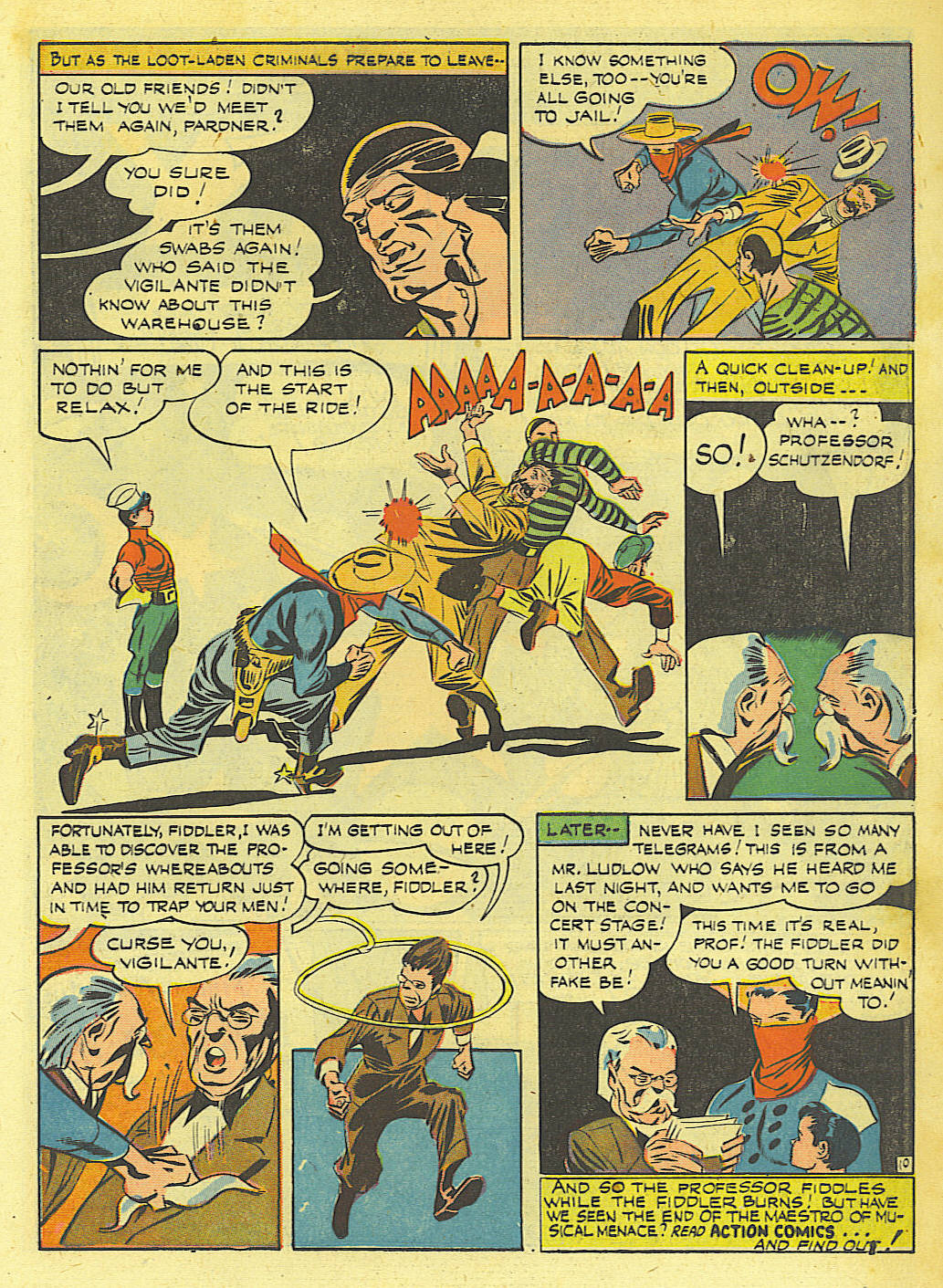 Read online Action Comics (1938) comic -  Issue #67 - 27