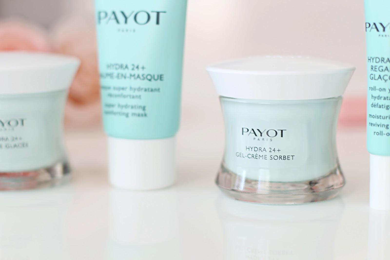 HYDRA 24 + Payot GEL-CRÈME SORBET